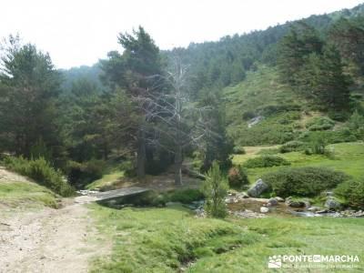 Valle del Lozoya - Camino de la Angostura;camorritos cercedilla nacimiento rio cuervo cuenca